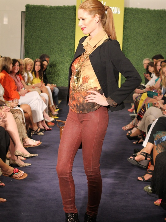 Neiman Marcus, trend report, Fall 2012, August 2012, the leather leg