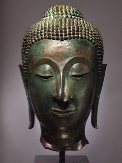 Buddha at Joel Cooner Gallery in Dallas