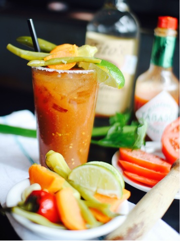 24 Diner bloody mary