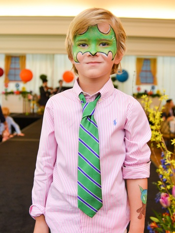 2 Houston Symphony children's fashion show April 2013 Antoine De Gramont