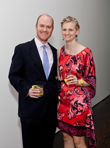 10 Chad and Cynthia Mabry at the Menil Young Professionals party December 2013