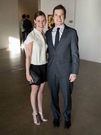 Nina and Decker Sachse, An Affair of the Art 2014 co-chairmen