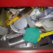 kitchen drawer, junk drawer, kitchen utensils