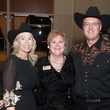 10 Carol Lockwood, from left, Carole Little and Mike Watford at the Northwest Ministries Jeans & Jewels Gala October 2014