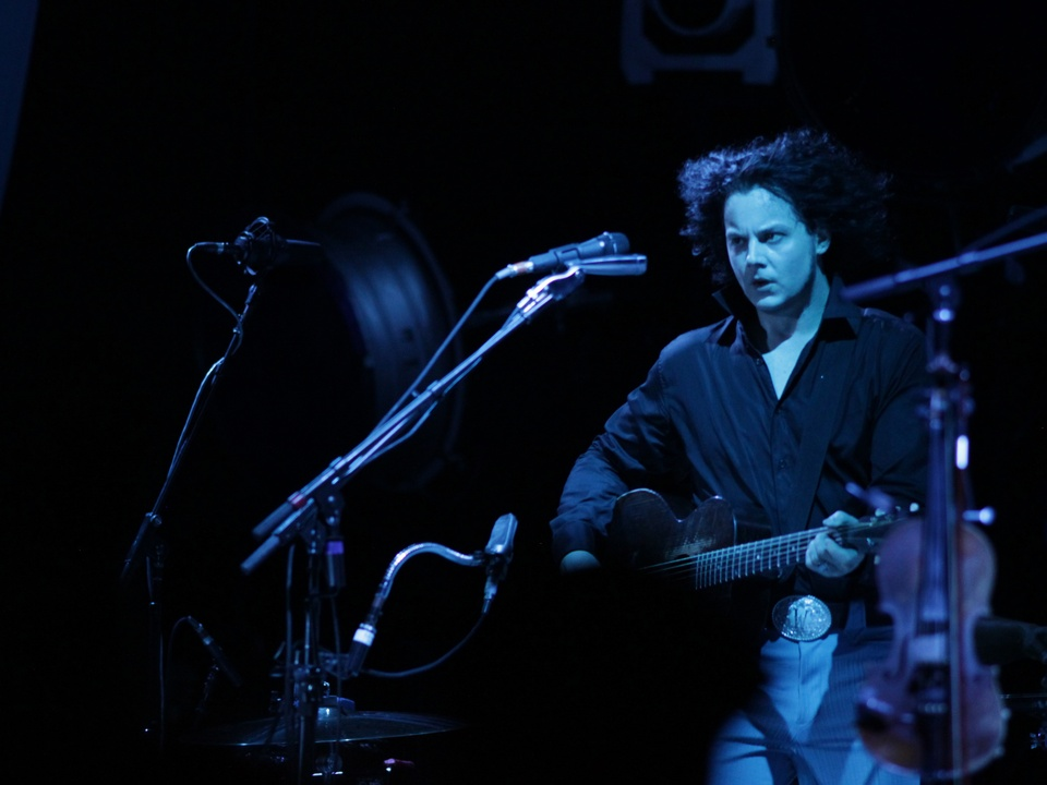 Jack White at Free Press Summer Fest June 2014