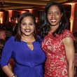 News, Shelby, Houston Arts Alliance, Lee Daniels event, May 2015, Charlene Sadberry Tombar and Shannon Buggs