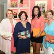 Houston, Elaine Turner Apparel Launch Party, May 2015, Clare Sullivan Jackson, Nancy Levicki, Mia Gradney, Roseann Rogers