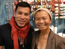 Clifford Pugh: Fashion with a conscience: Chan Luu creates jewelry line from a world perspective