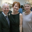 2 Kevin and Trish Rigdon, from left, with Karin Broker at Musiqa's Spring Benefit May 2014