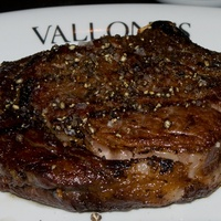 4 Vallone's first taste December 2013 steak