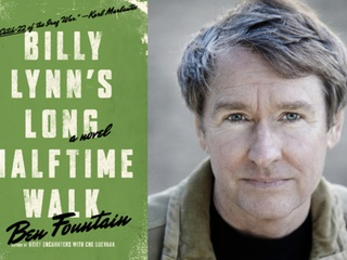 Ben Fountain and his book Billy Lynn's Long Walk Home