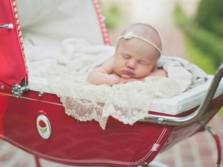 Kelly Clarkson's baby River Rose