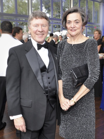 011, Rice University Centennial gala, October 2012, Judge Ed Emmett, Gwen Emmett