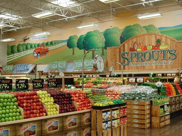 Organic Food Stores Dallas