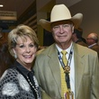 1 Paula and Butch Robinson at the RodeoHouston Wine Auction Dinner March 2014.