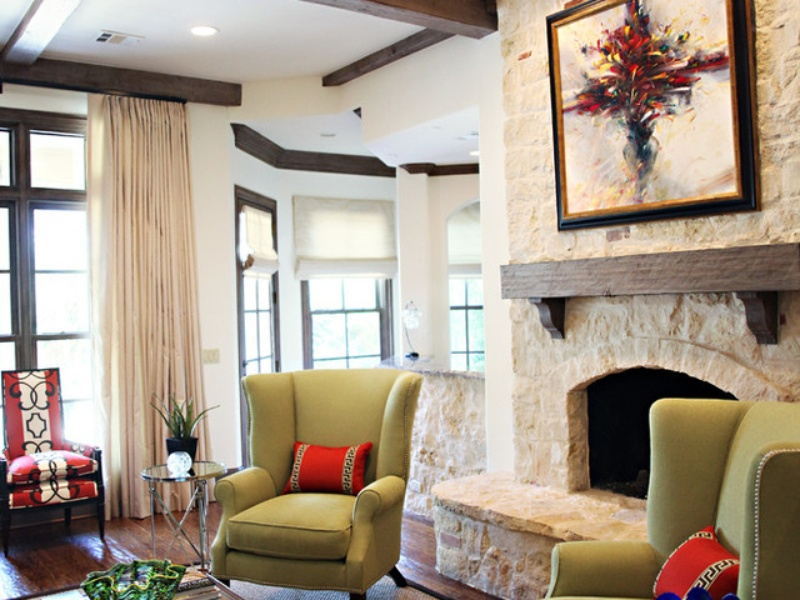 Houzz North Dallas home tour