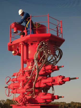 Cameron, drilling company, Forbes, most innovative, September 2012