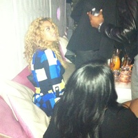 Beyonce, Club Nox, NBA All Star Gamee