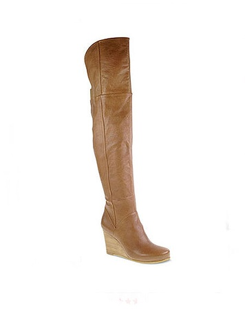 macy's Chinese Laundry Shoes, Vera Cruz Over the Knee Wedge Boots