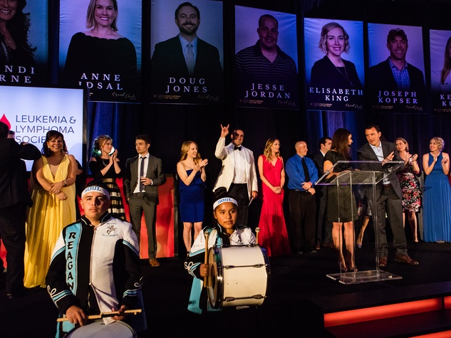 Leukemia & Lymphoma Society's Man and Woman of the Year Grand Finale Gala 2017