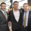 012, World AIDS Day luncheon, December 2012, Randy Canche, Rene Quintaner, John Spurrell