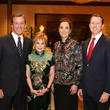 News, Shelby, Holocaust Museum dinner, May 2015, Jack and Nancy Dinerstein, Tracy and Brian Kapiloff
