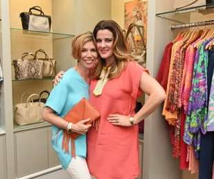 Houston, Elaine Turner Apparel Launch Party, May 2015, Roseann Rogers, ElaineTurner