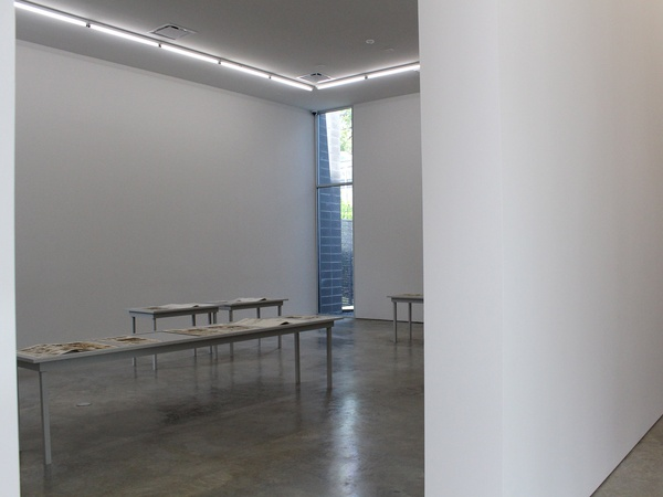 Sicardi Gallery, new building, June 2012