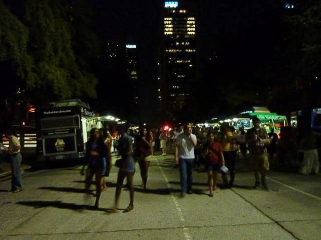Late Night Food Trucks In Houston