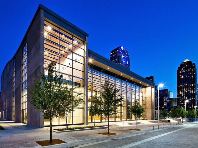 Dallas City Performance Hall