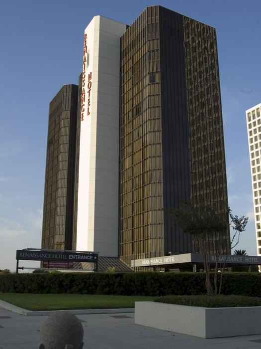 Renaissance Hotel Houston Now The Doubletree By Hilton Houston