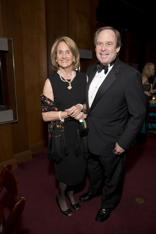 Museum of Natural Science Gala, March 2016, Allison George, Tog George