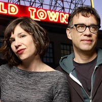 Carrie Brownstein and Fred Armisen of Portlandia