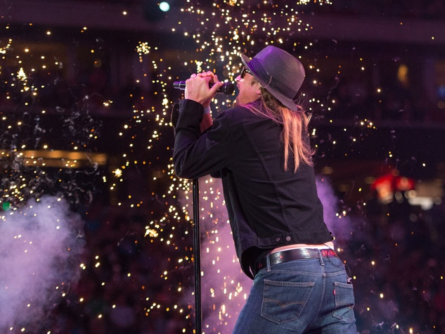 Kid Rock at Rodeo Houston