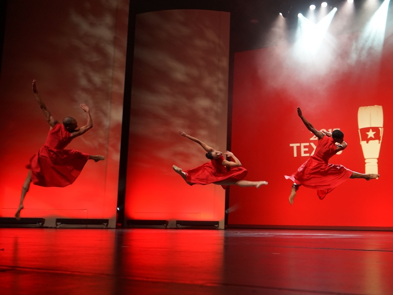 Texas Medal of Arts Awards Dallas Black Dance Theatre