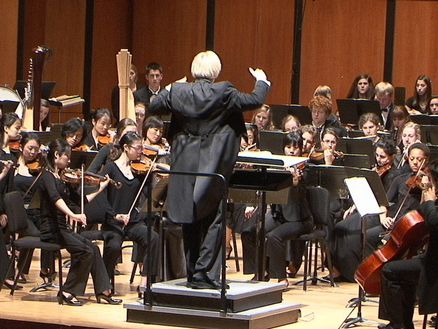 Texas Music Festival season announcement, April 2013, Conductor Franz Krager