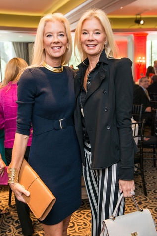 Houston, Crime Stoppers Awards luncheon, May 2015, Tama Lundquist, Tena Lundquist Faust