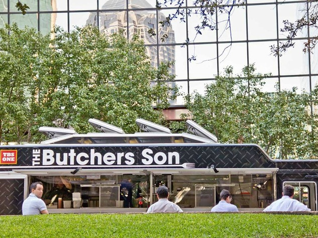 The Butcher's Son food truck