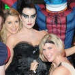 12 Taylor Bartholomew, from left, Martin Ryan, Claire Ryan, Matt Barnhill, Belinda Cadd, Chris Heunick, Stacy FullerHenry Brewer and Elizabeth Ortiz at Hotel ZaZa's Halloween party October 2013