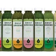 Daily Greens juice cleanse bottle