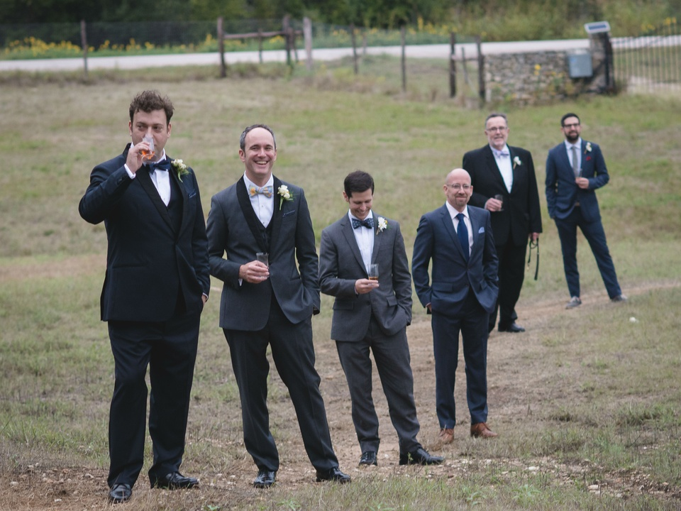 Tipsy Texan wedding