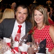 Montgomery County Go Red for Women 2015 Gordy and Michelle Bunch