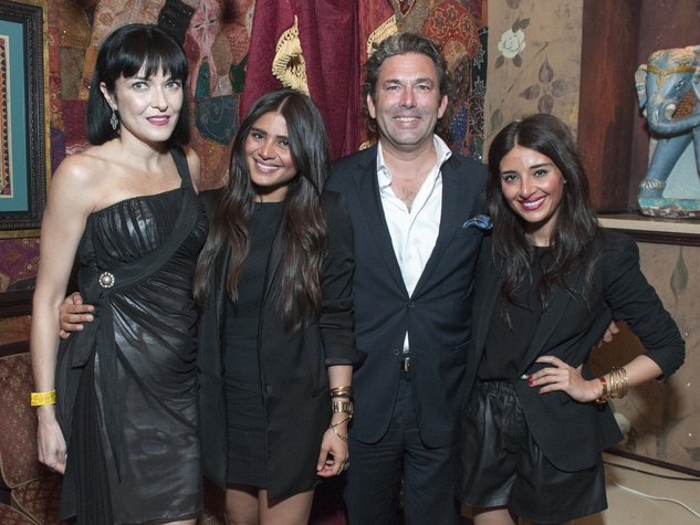 9 Houston Little Black Dress Designer fashion show May 2013 Carmen Ibarra, Sarah Jawda, Jared Lang, Saba Jawda
