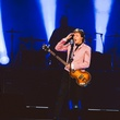 Paul McCartney at the Frank Erwin Center salute