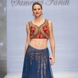 17 Model on the runway at the Sameera Faridi Grand Opening February 2015