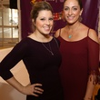 Liz Schock, left, and Sydney Armstrong at Neiman Marcus' Stiletto Strut