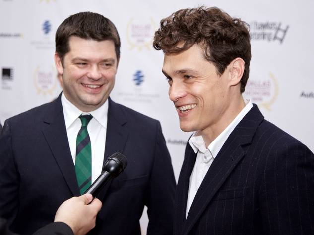 Chris Miller and Phil Lord of the Lego Movie at DIFF 2015