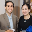 Houston Symphony YP MozART and Mixers May 2013 Alan Cordova and Dr. Christine Le