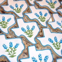 Bake for West blue bonnet cookies from Capital Cake Chick