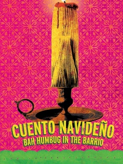 Austin photo: Event_Cuento Navideno_Poster